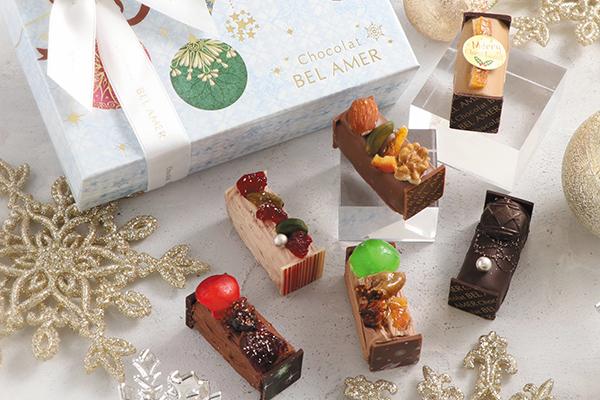 ベル アメールのクリスマスコレクションを手土産に♡ショコラがたっぷり楽しめる華やかなケーキも気になる