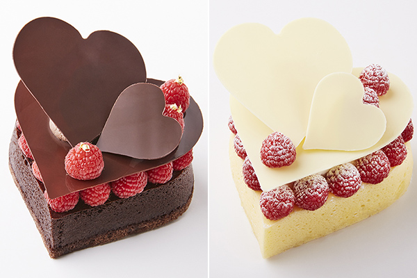 かわいいハート型に思わずきゅん♡パーク ハイアット 東京のバレンタイン&ホワイトデー限定スイーツ
