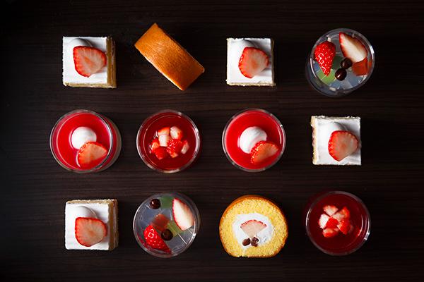 いちごスイーツを思う存分!ホテルニューオータニ東京のストロベリースイーツビュッフェでプチ贅沢しちゃお♡
