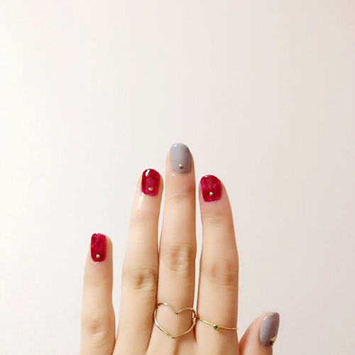 かわいい指先は100円ショップのマニキュアで作れる♡みんなの100均セルフネイルカタログ
