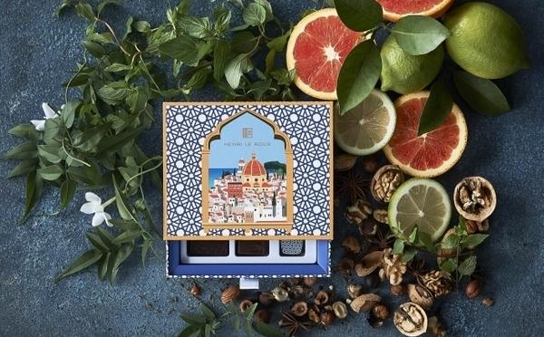 アンリ・ルルーのバレンタインは地中海がテーマ!ブルターニュの恋物語を忍ばせたロマンティックなショコラも♡