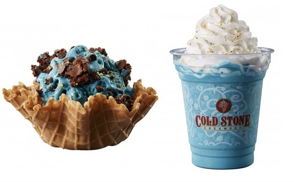 コールドストーンが映画「アクアマン」とコラボ!海の世界をイメージしたブルーのアイスが日本上陸♩