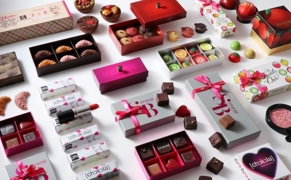 遊び心満載の新作&人気ショコラがリニューアル!セバスチャン・ブイエのバレンタインコレクションが楽しい♩