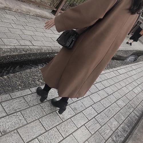 「ロングコート」あなたは何色派?インスタで見つけたおしゃれさんの着こなしカタログ♡