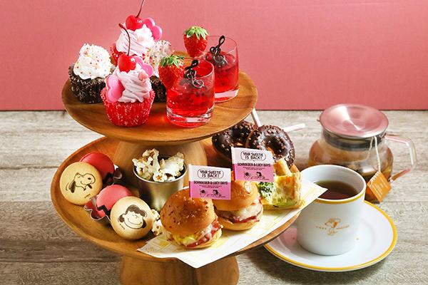 かわいいメニュー目白押しなシュローダー&ルーシーのフェア♡PEANUTS Cafe 中目黒とPEANUTS DINER 横浜で