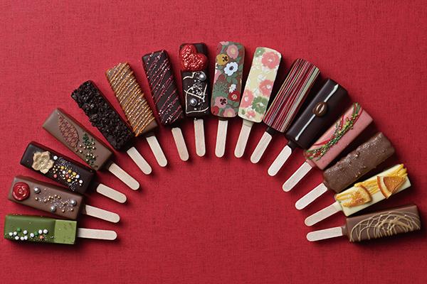 大人なバレンタインを目指すなら「ベルアメール 京都別邸」♩梅酒香る新作など華やかな日本のショコラが登場