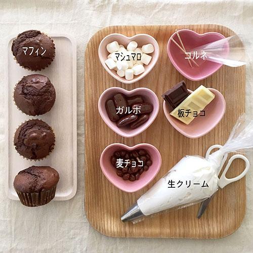 ケーキ カップ の ひつじ ショーン