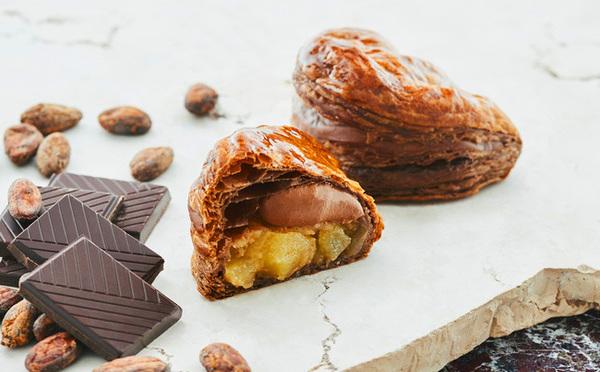 希少なチョコを使ったオトナ味♡アップルパイ専門店「RINGO」ブランド初のバレンタイン限定パイが登場♩