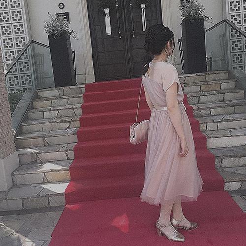 """""""卒パ""""はちょいフォーマルが基本!プチプラでかわいいドレスがGETできる「merlot plus」をこっそり教えます♡"""