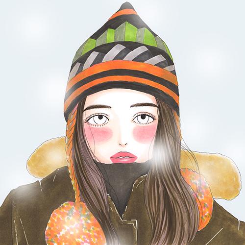 """ゲレンデで恋に落ちる。盛りすぎずにかわいい""""雪山で映えるメイク""""のポイント♡"""