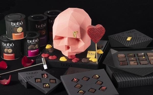 ピンクのスカルが日本初上陸♡スペイン発「ブボ バルセロナ」のサプライズなバレンタインアイテムをチェック!