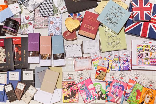 世界中のおしゃれなチョコがずらり♡エストネーションのバレンタイン「Chocolat Marché」が見逃せない