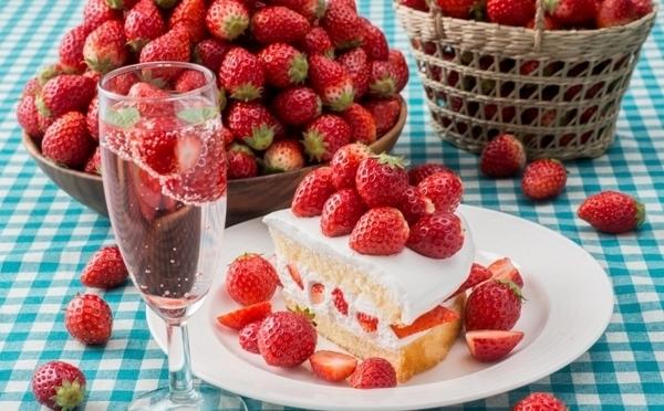 ご当地いちごを好きなだけ♩スイパラの人気イベント「いちごの食べ放題」が期間限定でスタート!