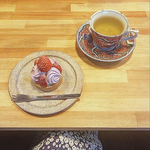 今年もいちごの季節がやってきた♡見ても食べても幸せになれる、いちごスイーツが人気のカフェ5つ
