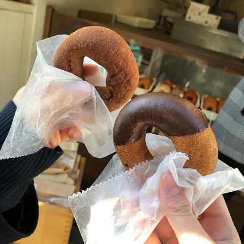 コーヒーのおともにドーナツを♡カフェ好き女子におすすめなヘルシーでおいしい【ドーナツ屋特集】