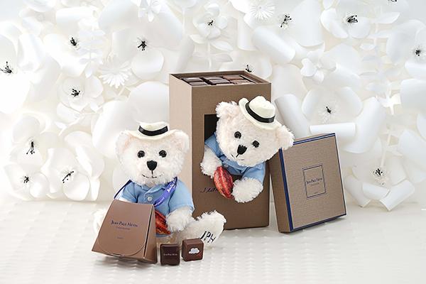 キュートなテディベアとショコラの詰め合わせも♡ジャン=ポール・エヴァンのホワイトデー限定コレクション