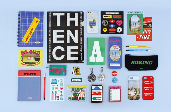 待ってたよ♡韓国の人気文房具・雑貨ブランド「THENCE」の日本公式オンラインサイトがいよいよオープン