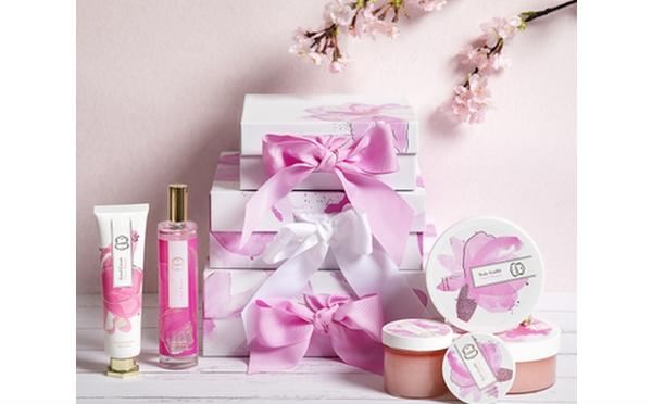 ふわり優しい桜モチーフ♡ラリンの春コスメ「チェリーブロッサム」が日本限定デザインで登場♩