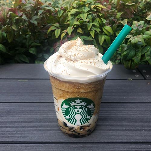 スタバ新作はコーヒー感たっぷりの大人の味?「クラフテッド コーヒー ジェリー フラペチーノ」の楽しみ方をお届け♡