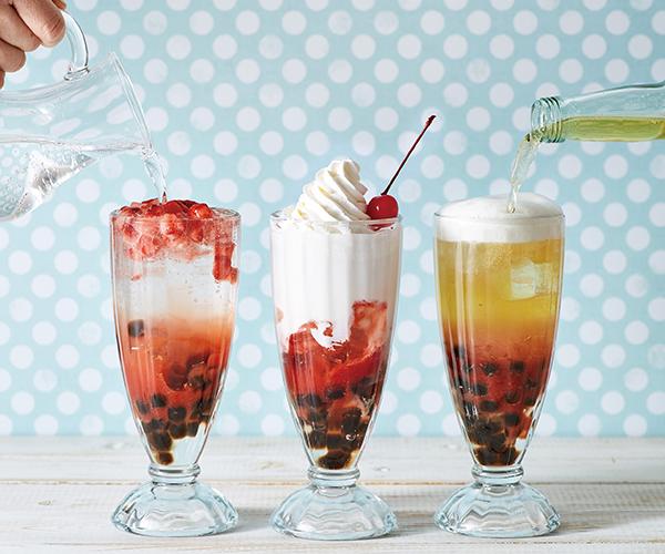 ビール×タピオカの新感覚ドリンクがiBEER LE SUN PALMに登場!ソーダやホイップクリームを合わせた商品も♡