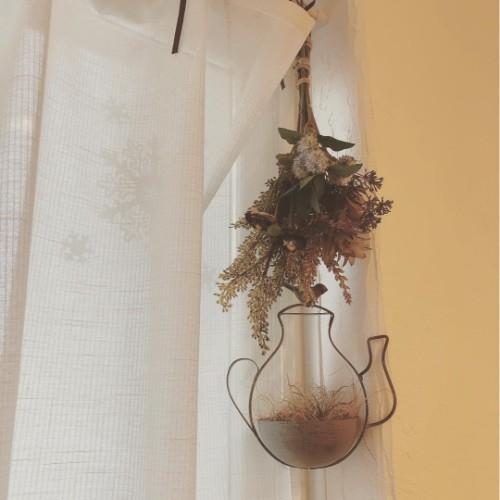 ダイソーの【ドライ風フラワー】はマストバイ!お部屋をおしゃれに彩ってくれる優秀アイテムなんです♡