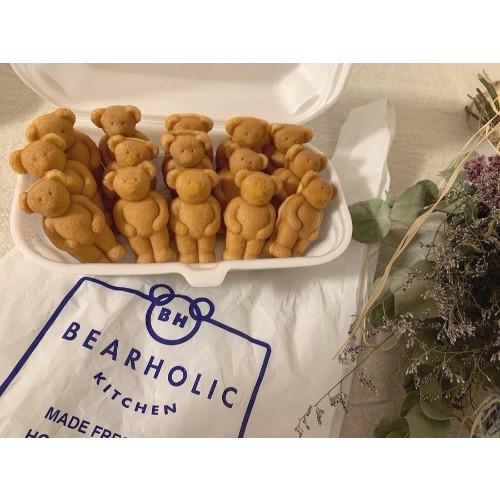 直訳は「くまさん中毒」♡開けた瞬間視線が熱すぎる「BEARHOLIC」のベアケーキって知ってる?