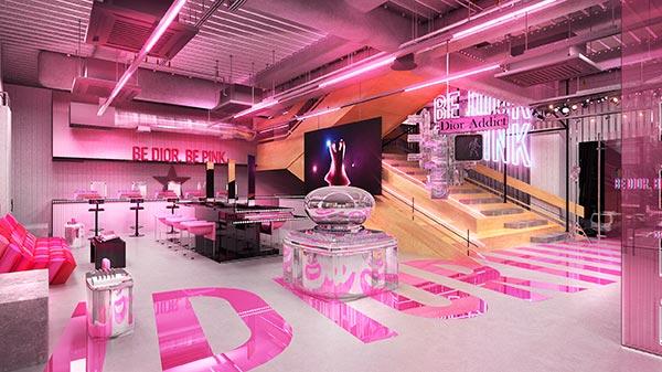 ディオール新リップスティック発売記念イベント「アディクト シティ」が開催!ここでしか買えない限定色が登場