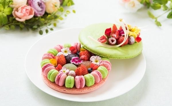 春ギフト&お祝いごとに♩リーガロイヤルホテル東京、お花畑みたいな「マカロンフルール」がかわいすぎる♡