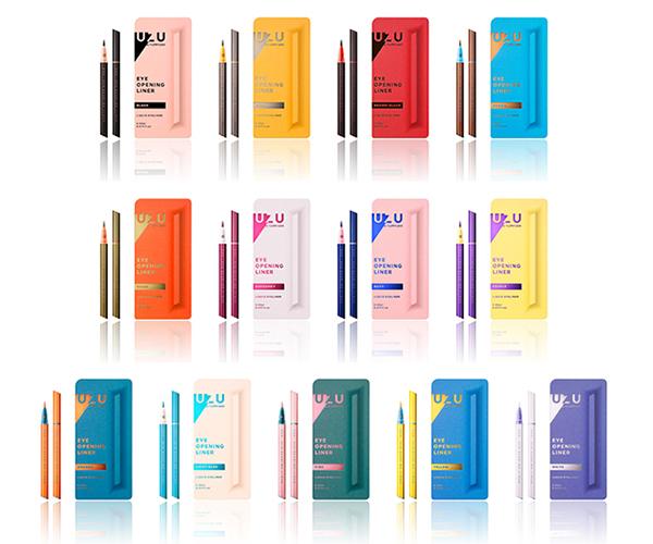 注目のアイライナーをいち早くGET♡フローフシの新ブランド「UZU」のPOP UP STOREが東京と大阪に!
