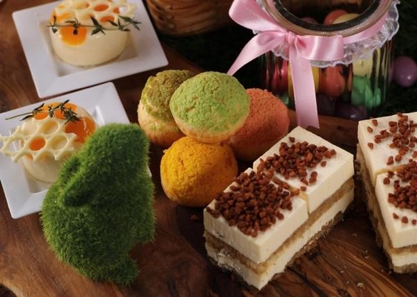 5日間だけのお楽しみ♩神戸港「ラ・スイート神戸オーシャンズガーデン」で参加型イースターブッフェが初開催!