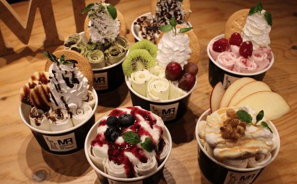 さっぱり系の新作5種類も登場♡マンハッタンロールアイスクリーム2019年春夏メニューが4月スタート♩