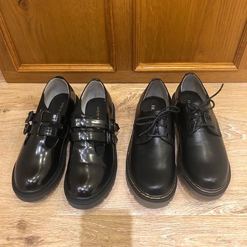 しまむらのシューズでクラシカルな足元に♡ #しまパト で見つけた一押し春靴2つ!