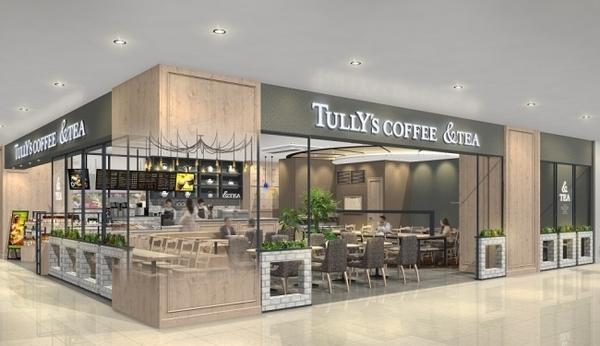 紅茶派に朗報♩タリーズコーヒー「&TEA」が大阪初出店、グランフロント大阪南館にOPEN