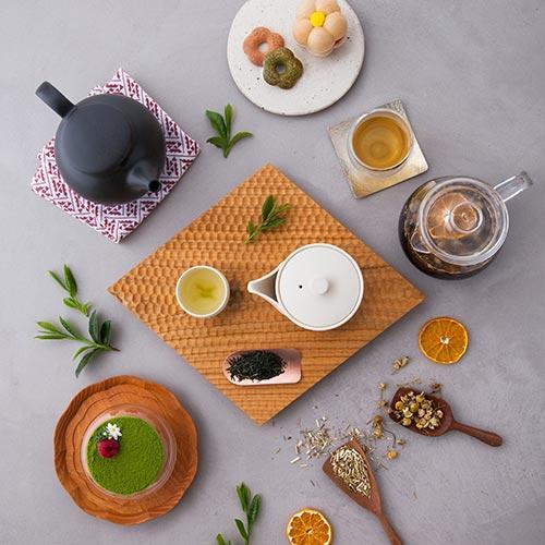 お茶の魅力がたっぷり味わえそう♡京都・福寿園による「茶寮 FUKUCHA」が京都駅にオープン!
