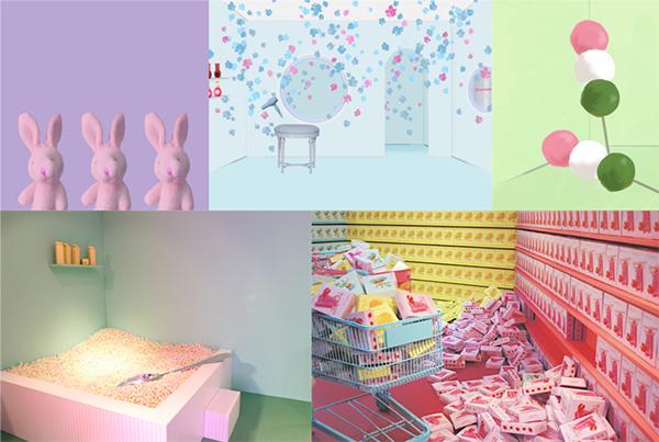 春らしいファンタジックな世界へ♡参加型フォトジェニック・ミュージアム「VINYL MUSEUM」が名古屋で開催