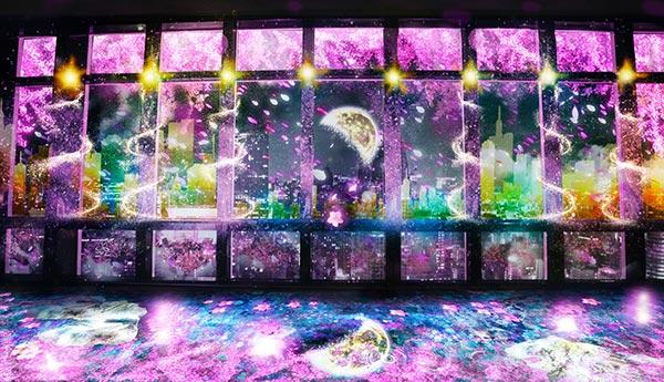 新感覚の夜桜を体験したい♡東京タワーとネイキッドがコラボした春の夜景体験イベントが開催中