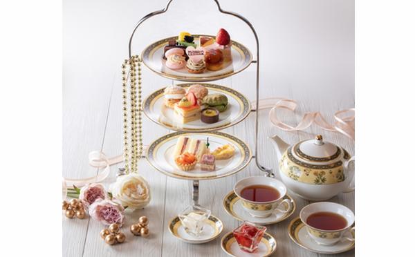 伝統の味&人気アイテムが大集合♡ウェスティン都ホテル京都、5月のアフタヌーンティーは「ベストセレクション」