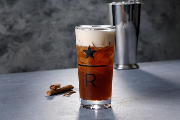 爽やかな味がこの季節にぴったり♡スターバックス リザーブ バーに新商品「ジンジャー エール クラウド」が登場