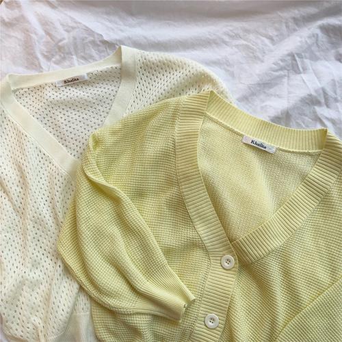 しまむらのカーディガンは夏の羽織りにぴったり♡ #しまパト で見つけた2つのおすすめアイテムをご紹介!