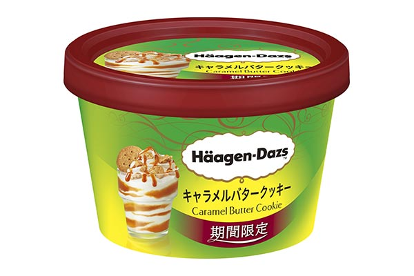 ハーゲンダッツの新作は「キャラメルバタークッキー」♡濃厚だけど程よい塩味が後引くキャラメルサンデーを表現