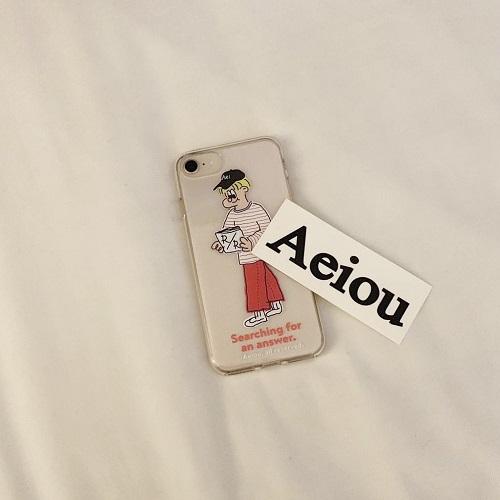 ドはまり女子急増中...♡韓国発雑貨ブランド「Aeiou」のゆるかわスマホケースは何としてでも手に入れたい!