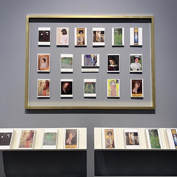 東京都美術館で開催中の「クリムト展」。知らない人をも魅了する美しい絵画とオリジナルグッズが唸るかわいさ♡
