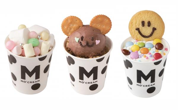 真っ白なカップケーキをカスタマイズ♡表参道に「モークリームDECOカフェ」が7日間限定でOPEN!