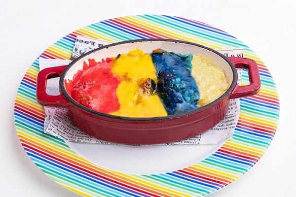 平成と令和をつなぐGW限定!カワイイ モンスターカフェ原宿、新時代の幕開けをお祝いする虹色メニュー♩