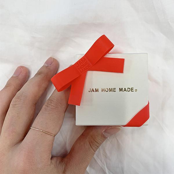 約10分で華奢なリングが作れる♡JAM HOME MADE東京の1日限定ワークショップで特別な思い出づくりをしてみては?