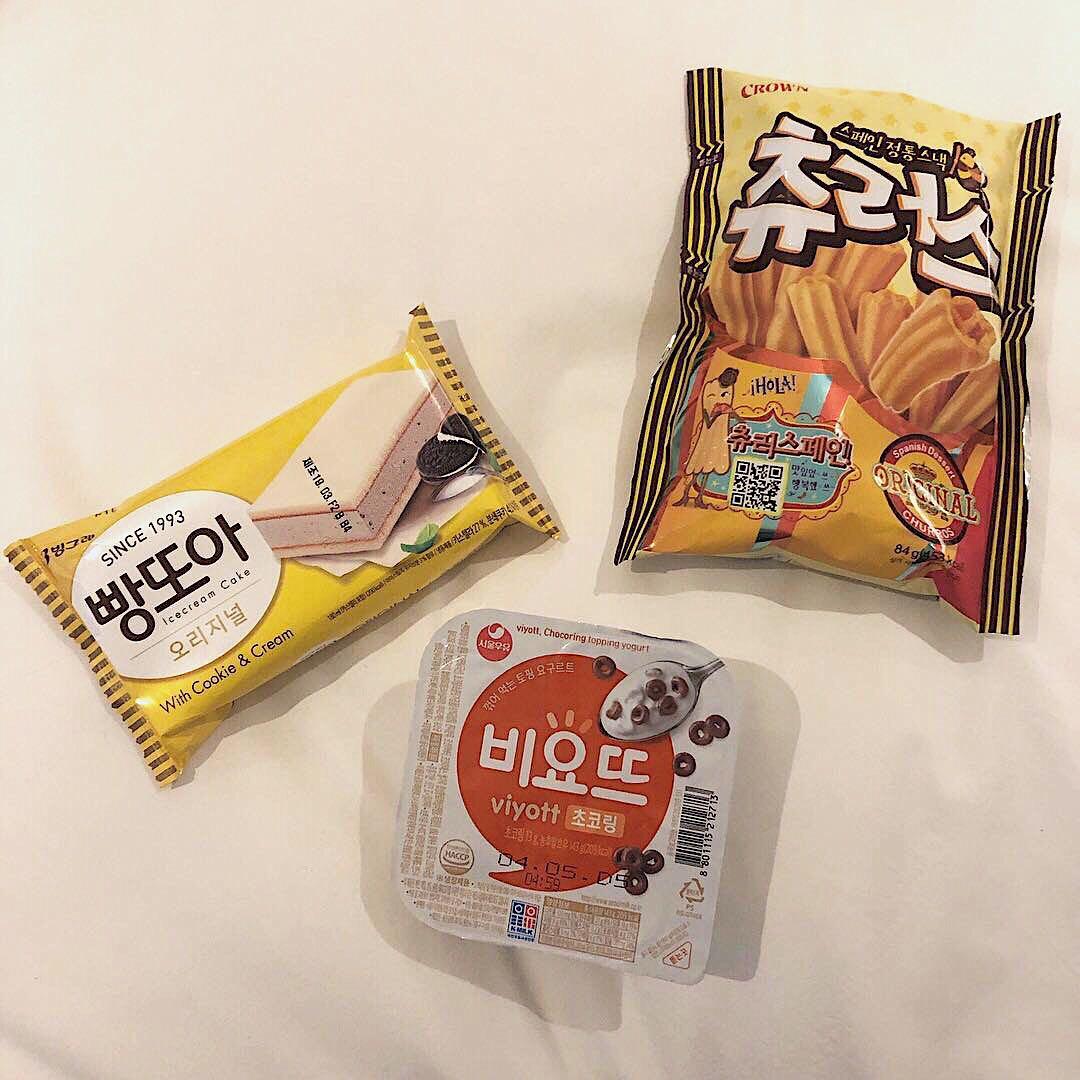 韓国はコンビニだってアツい!お土産にもなるリピ買い必須のお菓子&ドリンクをご紹介します♪