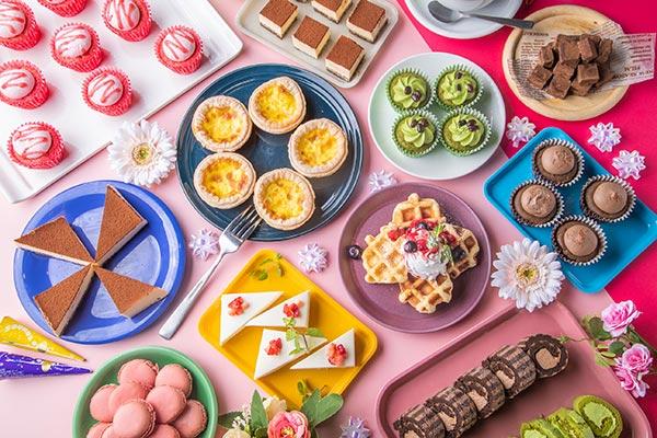 平成に流行ったスイーツを食べ尽くす♡CheeseTable渋谷店でGW特別企画「平成スイーツ天国」が開催