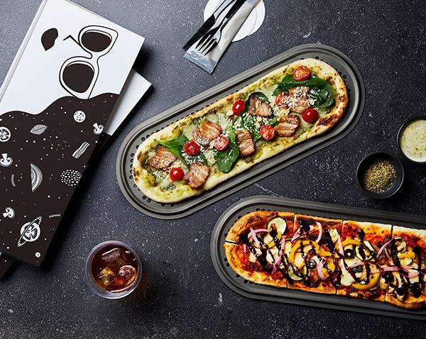 トッピングは約30種類♡持ち帰りもOKなカスタムピザ専門店「アール・ピザ」1号店が六本木ヒルズに誕生