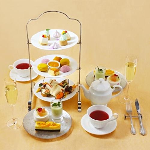 三菱一号館美術館カフェ、6月のアフタヌーンティーはトレンドの「ペールカラー」を楽しむ優しいビジュアル♡