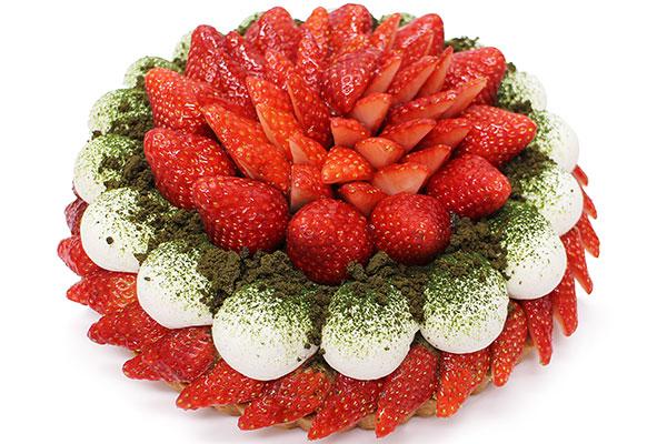 京都の素材をふんだんに使った華やかケーキにうっとり♡カフェコムサの「京都フェア」が楽しみ
